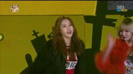 what's your name (131229 sbs gayo daejun) - 4minute