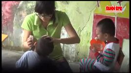 co bao mau do te (handmade clip) - thai lan vien