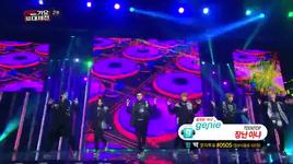 rocking & miss right (131231 mbc gayo daejun) - teen top