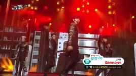 a.d.t.o.y, game over (131231 mbc gayo daejun) - 2pm