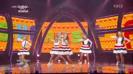 oh ye yo (140103 music bank) - flashe