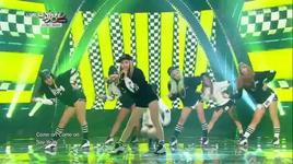 nom nom nom - wa$$up  (140103 music bank) - wa$$up