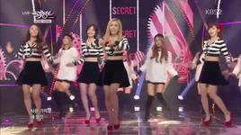 i do i do (140103 music bank) - secret