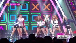 nom nom nom - wa$$up (130104 music core) - wa$$up