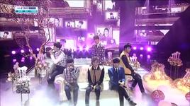 thank you for your love (140105 inkygayo) - vixx