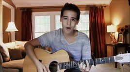 what makes you beautiful (one direction acoustic cover) - jacob whitesides