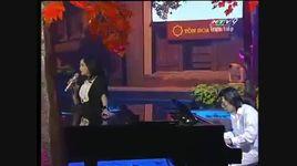 khong con mua thu (live) - thanh lam, y lan