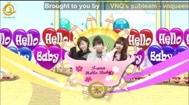 hello baby (t-ara) - tap 3  (vietsub) - t-ara