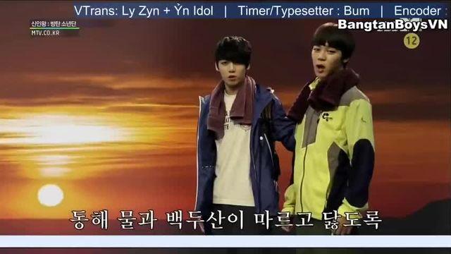 Rookie King - Tập 4 (Vietsub) - BTS (Bangtan Boys) - NhacCuaTui