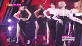 something (140111 music core) - girl's day