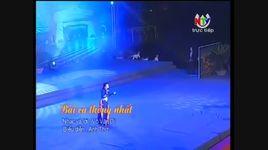 bai ca thong nhat (live) - anh tho