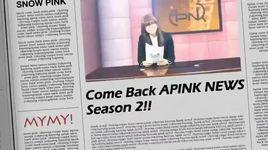 a pink news - season 2, tap 1 (vietsub) - a pink