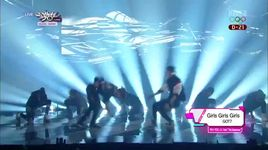 girls girls girls (140117 music bank) - got7
