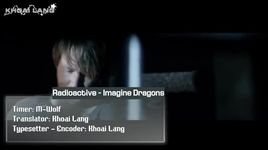 radioactive (vietsub, kara) - imagine dragons