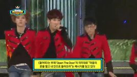 open the door (140122 show champion) - topp dogg