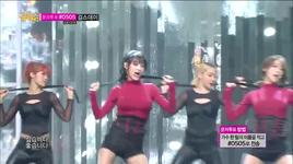 cha cha (140125 music core) - rainbow blaxx