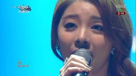 singing got better (140124 music bank) - ailee