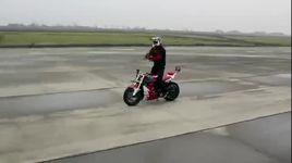 motorcycle gangnam - psy