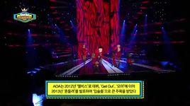 miniskirt (140205 show champion) - aoa