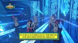 lonely (140205 show champion) - b1a4