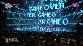 game over (140206 m countdown) - kye bum zu