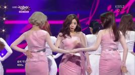 something (140207 music bank) - girl's day