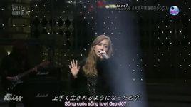 little (140206 music japan) (vietsub, kara) - tomomi itano