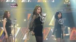 so wonderful (140214 music bank) - ladies' code