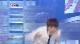 boy in luv(140214 music bank) - bts (bangtan boys)