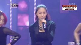 beep (140221 music bank) - park ji yoon