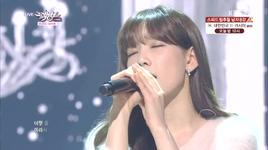 breath (140221 music bank) - tae yeon (snsd),