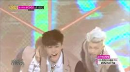 boys in luv (140222 music core) - bts (bangtan boys)