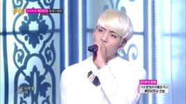 breath (140222 music core) - tae yeon (snsd), jong hyun (shinee)