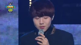 hestitating lips (140219 show champion) - yoo seung woo