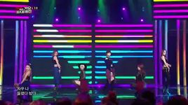 number nine - do you know me (live) - t-ara