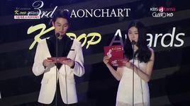 no more dream (140212 gaon chart kpop awards) - bts (bangtan boys)