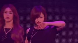 dangerous love (2013 treasure box tour live in budokan) - ji yeon (t-ara), hyomin (t-ara), eun jung (t-ara)