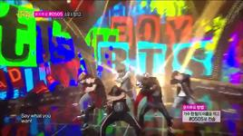 boy in luv (140301 music core) - bts (bangtan boys)