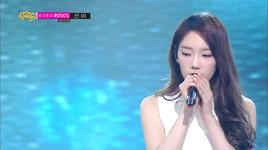 breath (140301 music core) - tae yeon (snsd), jong hyun (shinee)
