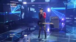special guy (140317 music bank) - lunafly, miryo (brown eyed girls)