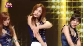 bang (140308 music core) - after school, kahi
