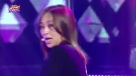 hush (140308 music core) - sistar