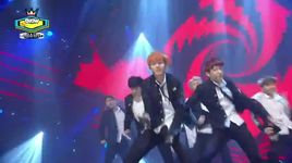 boy in luv (140305 show champion) - bts (bangtan boys)