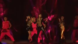 crush (live version) - 2ne1