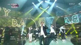 spy (140314 music bank) - b.a.p