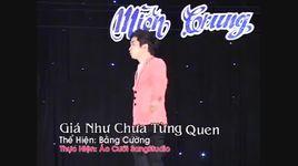 gia nhu chua tung quen (remix) - bang cuong