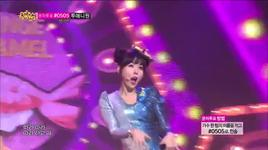 catallena (140315 music core) - orange caramel