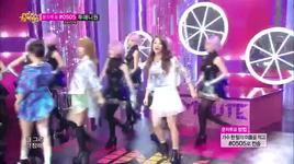 whatcha doin' today (140322 music core) - 4minute