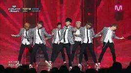 boys in luv (140320 m countdown) - bts (bangtan boys)