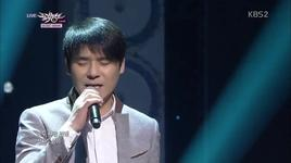 ordinary song (140321 music bank) - lim chang jung
